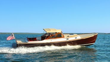 2010 Shelter Island Runabout