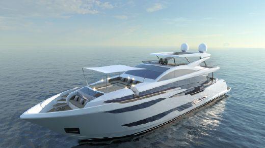 2017 Pearl Yachts 95