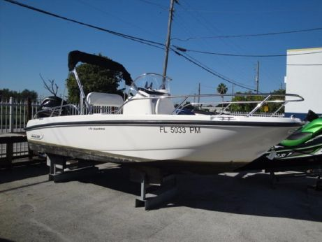 2013 Boston Whaler 170 Dauntless