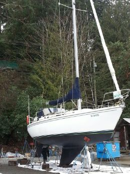 1982 Catalina Sloop
