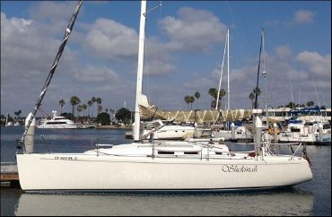 2003 Sailboat J109
