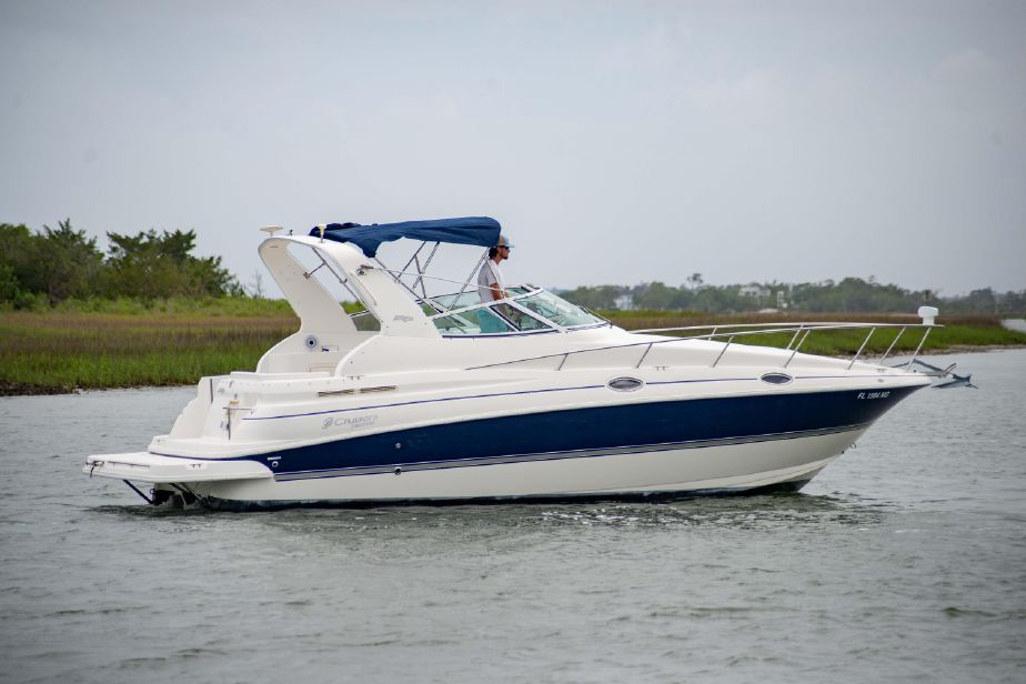 2006 Cruisers Yachts 280 CXi Express Power Boat For Sale - www