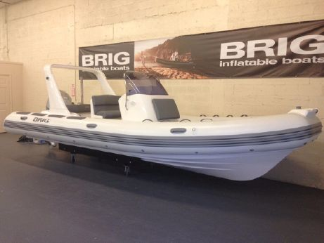 2016 Brig Inflatables Eagle 650