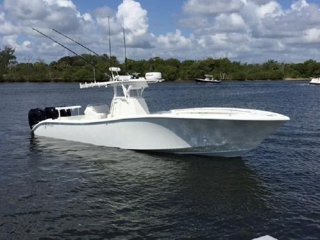 2010 Yellowfin 36
