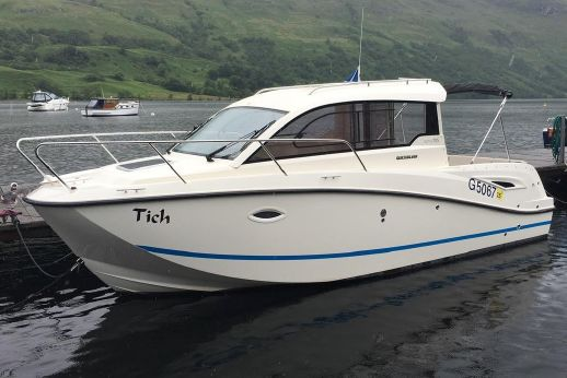 2014 Quicksilver 705 Activ Cruiser