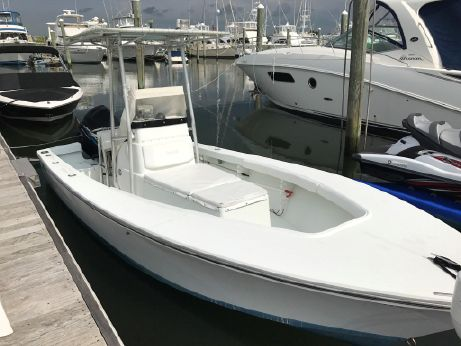 2001 Seacraft 21 Open Fisherman