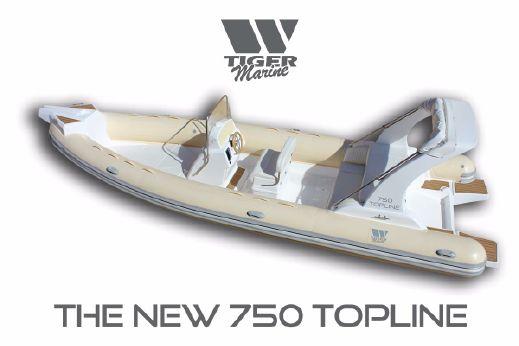 2017 Tiger Marine Rib 750 Top Line