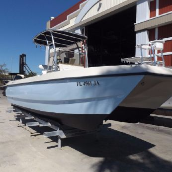 1994 Sea Cat SL1 22' Center Console