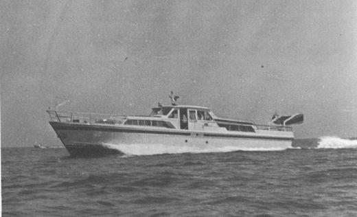 1965 Cantieri Di Chiavari PARAGGINA