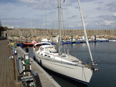 2002 Sweden Yachts 45