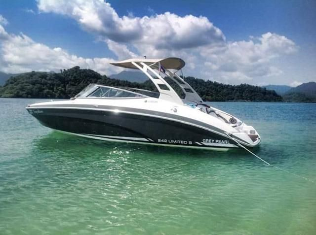 2015 yamaha boats 242 s limited power boat for sale www for Yamaha 24 boat