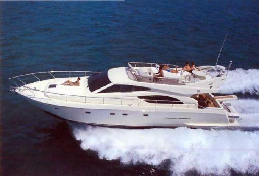 2001 Ferretti Yachts 53 Fly