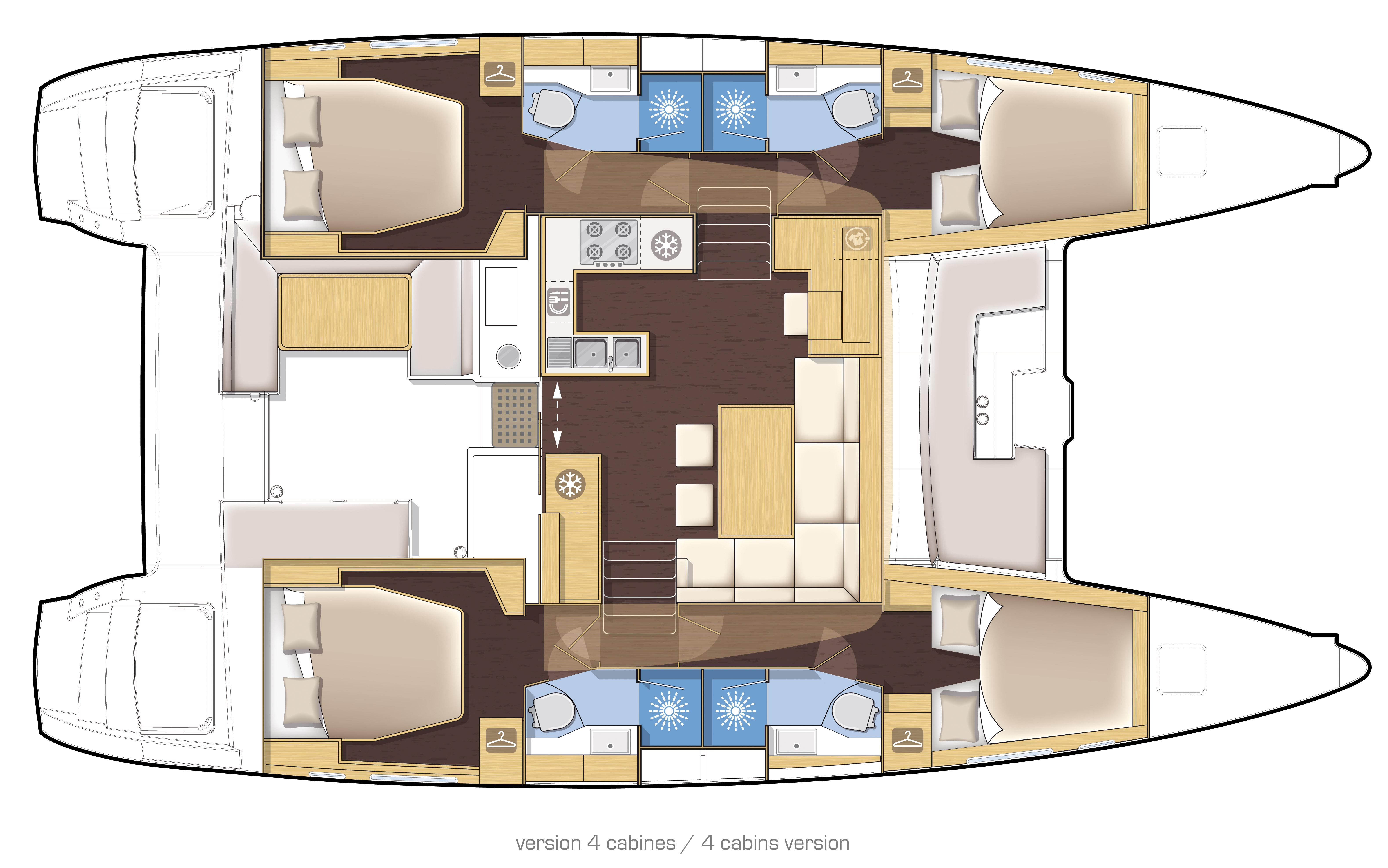 Lagoon catamarans : building, sale and chartering of luxury ...