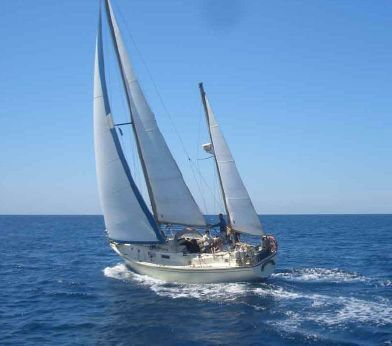 1975 Westerly Conway CC 36 Ketch
