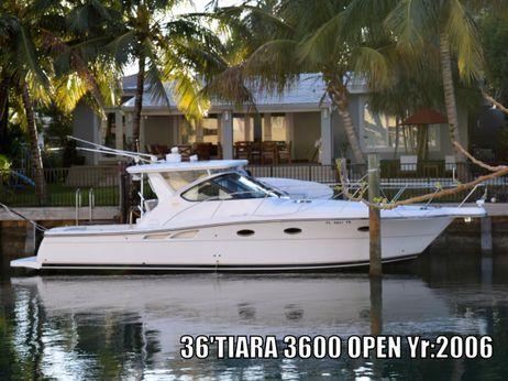 2006 Tiara 3600 Open
