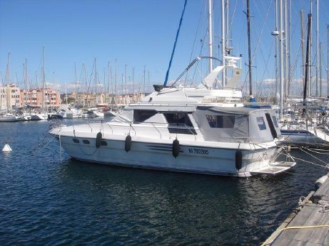 1991 Marine Projects Princess 45