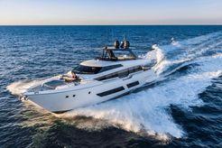 2019 Ferretti Yachts 850