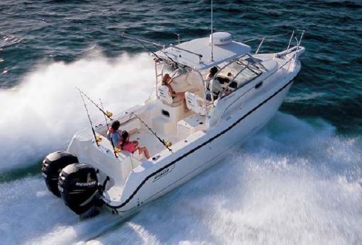 2008 Boston Whaler 285 Conquest