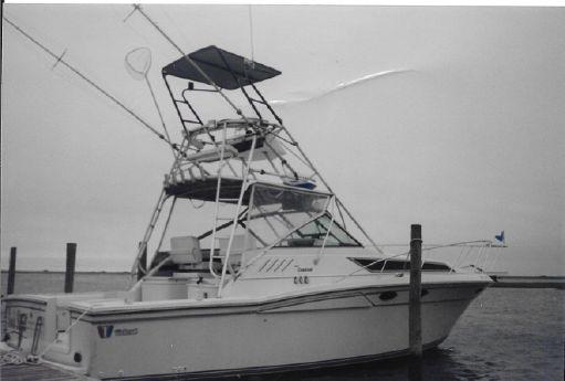 1993 Wellcraft 33 Coastal