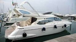 2008 Azimut 43' Plus Fly