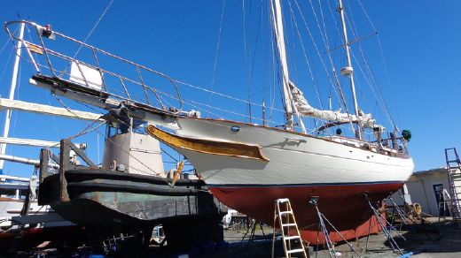1978 Hans Christian Clipper Ketch