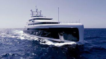 2018 Pride Mega Yachts ILLUSION PLUS