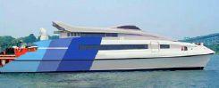 2000 Custom Fast Ferry