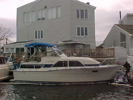 1983 Chris-Craft 350 Catalina