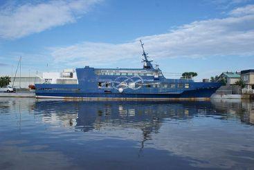 1989 Shipman 37,60 Illichivsk Shipyard RUS