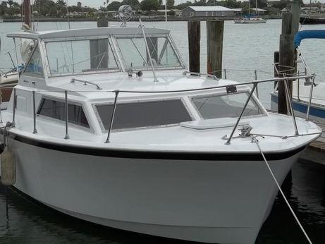 1967 Hatteras Cruiser