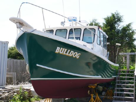 1999 Bhm Seaworthy Boats Tuna Bass Lobster fisherman