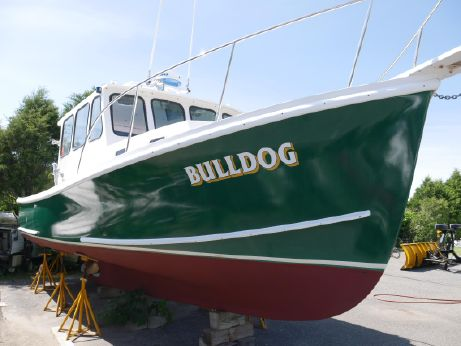 1999 Bhm Seaworthy Boats Tuna Bass Lobster fisherman