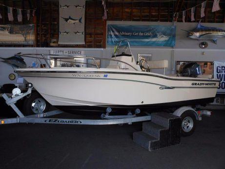 2015 Grady-White Fisherman 180