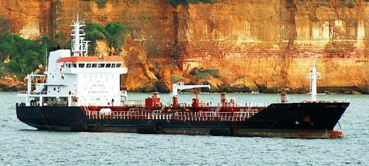 2004 Custom Tanker