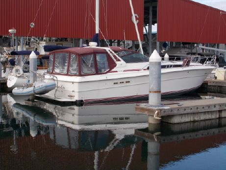 1990 Sea Ray 390 Sunbridge