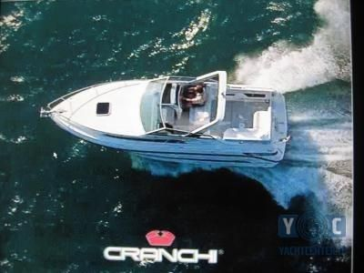 1991 Cranchi Clipper Cruiser