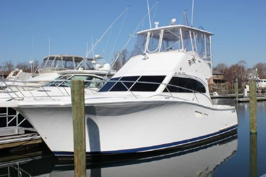 2008 Luhrs 35 Convertible IPS Joystick