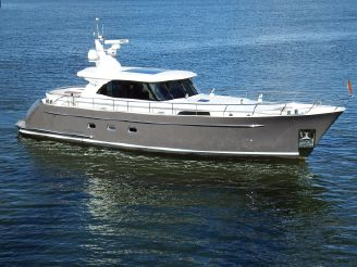 2016 Vripack Holterman 60 Ft (European Powerboat 2011)