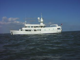 1960 Hall Russell Expedition Yacht