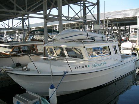 2000 Sea Sport Explorer 2400 W/ DIESEL POWER!