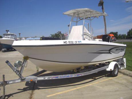 2007 Angler 204 FX