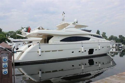 2010 Ferretti 881 HT