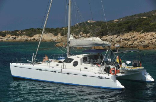 1988 Fountaine Pajot CASAMANCE