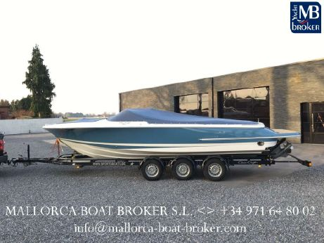 2009 Chris Craft Launch 25