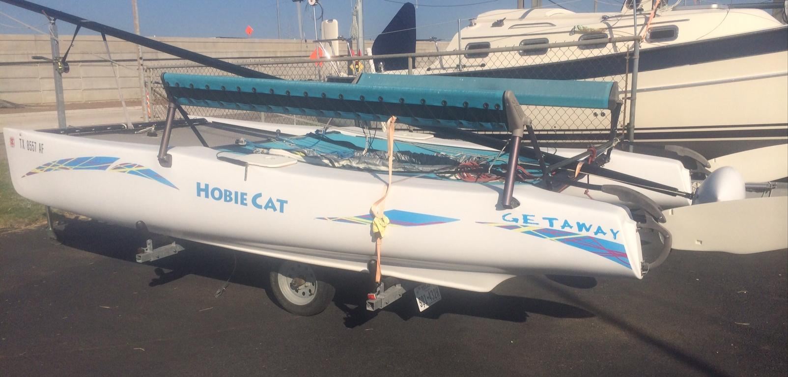 Hobie sailboats for sale by owner.