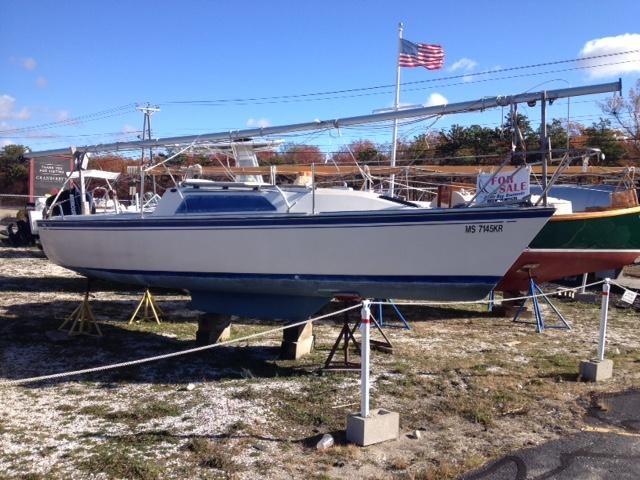 Honda Dealers Ma >> 1986 O'Day 22 Sail Boat For Sale - www.yachtworld.com