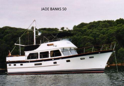 1997 Grand Banks 50