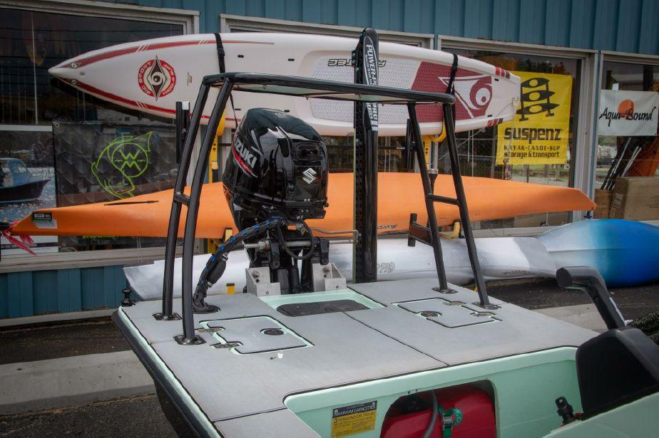 2017 Skimmer Skiff Skimmer 14 Power Boat For Sale - www
