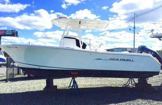 2013 Sea Hunt 240 Triton