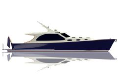 2015 Palm Beach Motor Yachts PB52